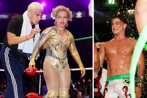 CMLL 84 Aniversario: Zeuxis y Gran Guerrero victoriosos; Sugehit y Niebla Roja pierden sus máscaras