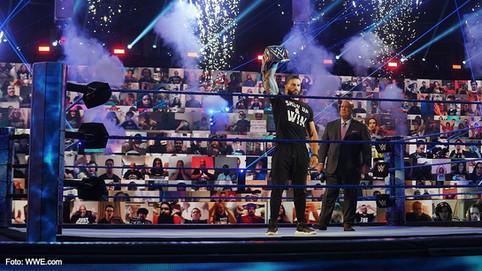 SmackDown: Una amistad destruida y una oportunidad titular entre primos