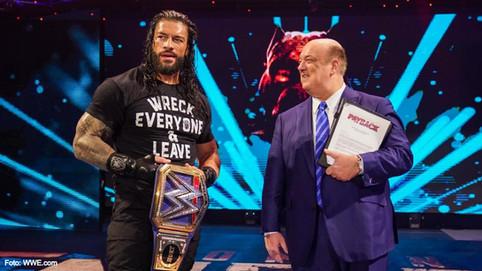 La alianza es OFICIAL: Reigns es el NUEVO Campeón Universal de WWE junto a Heyman (VIDEOS)