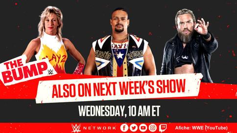 DE REGRESO A LA PROGRAMACIÓN DE WWE: Savio Vega a estar presente en el programa The Bump