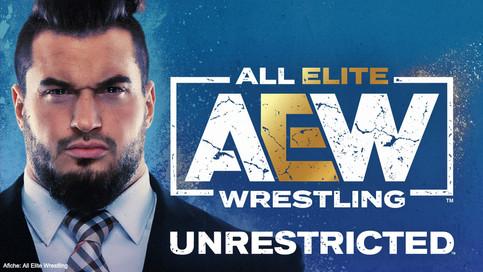 Wardlow es el más reciente invitado en AEW Unrestricted (AUDIO)