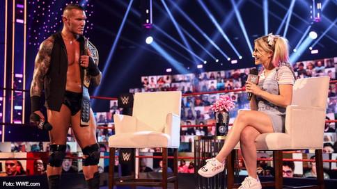 RAW: ¿The Fiend tras el título de WWE? Rivalidad entre McIntyre y Orton continúa; Survivor Series