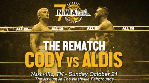 NWA se prepara para celebrar su Aniversario #70 en la lucha libre profesional