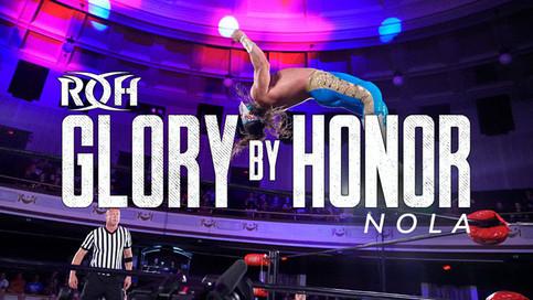 ROH: New Orleans será ciudad anfitriona de la final del torneo para determinar al primer contendient