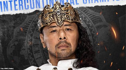 ÚLTIMA HORA: King Nakamura es el NUEVO Campeón Intercontinental de WWE