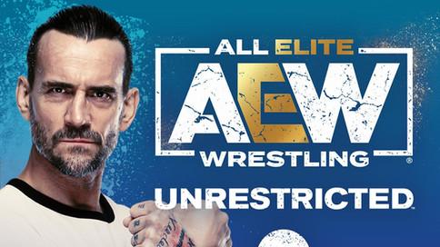 CM Punk en el podcast AEW UNRESTRICTED (AUDIO)