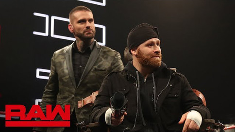 Notas de RAW: Silla Eléctrica con Zayn; Lesnar coquetea con canjear su maletín; Corbin a retar a Rol