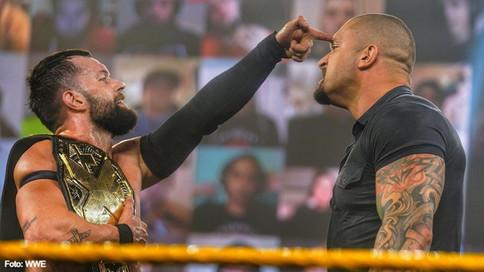 NXT: Se le acaba el tiempo a Bálor; Nuevas Campeonas en Pareja; Próximo TakeOver será dos noches