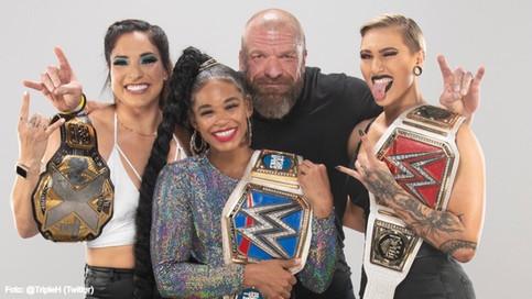 REPASO: Lo que ha sucedido en WWE luego de WrestleMania 37