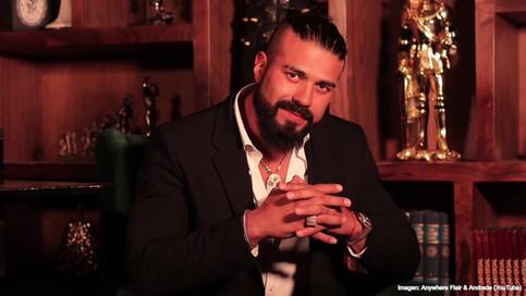 AAA: Andrade le lanza reto a Kenny Omega por el Megacampeonato de la empresa