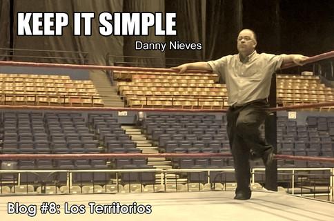 KEEP IT SIMPLE con Danny Nieves - Los Territorios