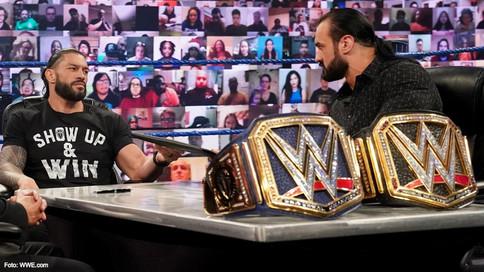 SmackDown: Reigns y McIntyre listos para Survivor Series; Bryan derrota a Uso; Murphy y más (VIDEOS)