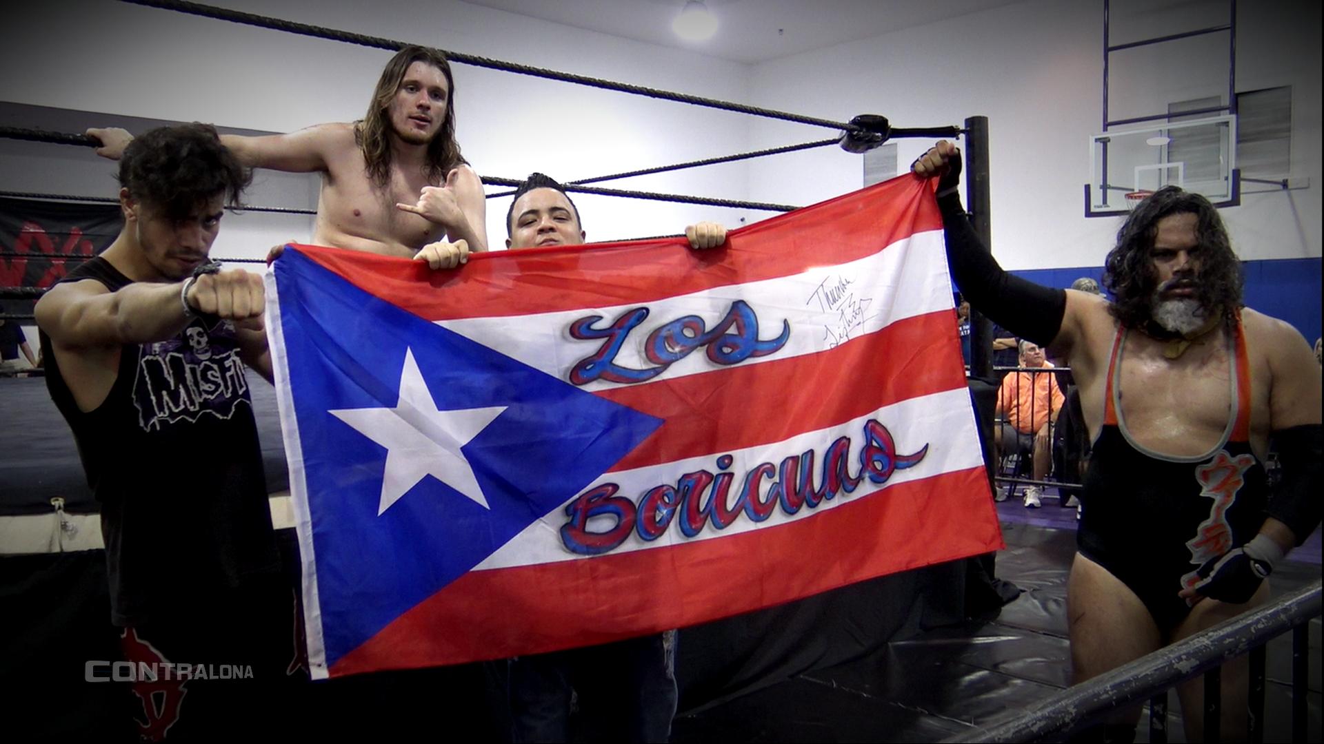 Celebra la WXW con nuestra bandera.