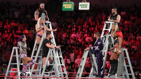 RAW: Listos los competidores para Money In The Bank; Cara a Cara entre Rousey y Jax; Encuentros Fata
