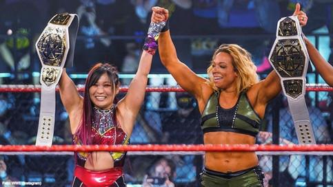 NXT Great American Bash: NUEVAS Campeonas; Regresa Tegan Nox; Kross vs. Gargano el próximo martes