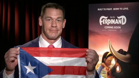 John Cena envía mensaje de motivación a la Isla del Encanto (VIDEO)