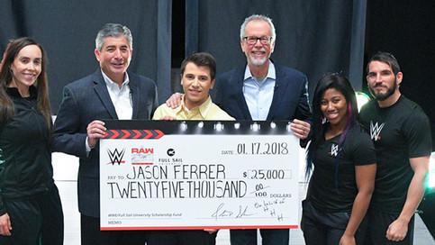 Notas de WWE: La empresa otorga beca universitaria; ¿Cómo ver Mixed Match Challenge fuera de Estados