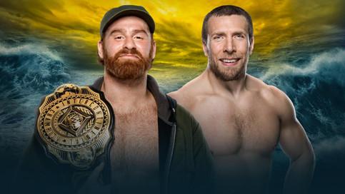 SmackDown: Daniel Bryan vs. Sami Zayn por el título Intercontinental en WrestleMania (VIDEO)