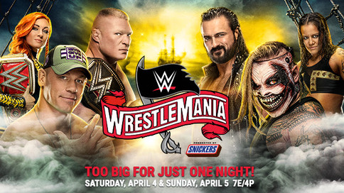 WWE a transmitir WrestleMania por primera vez en FITE TV