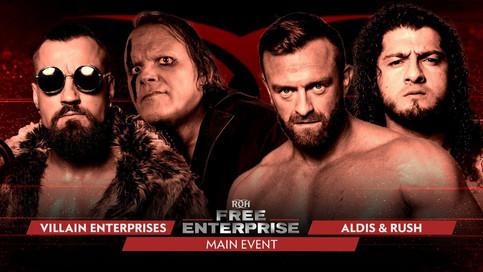 Campeón Mundial de NWA a participar en evento de Ring of Honor este domingo