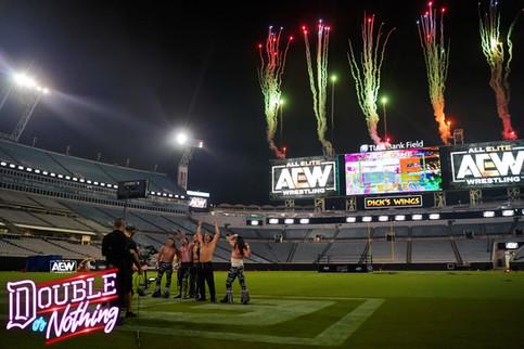 AEW anota un touchdown con Double Or Nothing