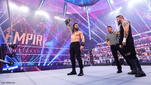 WWE Royal Rumble: De pie Roman Reigns para retener el Campeonato Universal