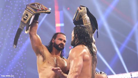 Survivor Series: Reigns derrota a McIntyre; Team RAW en la delantera; Miz gana batalla campal