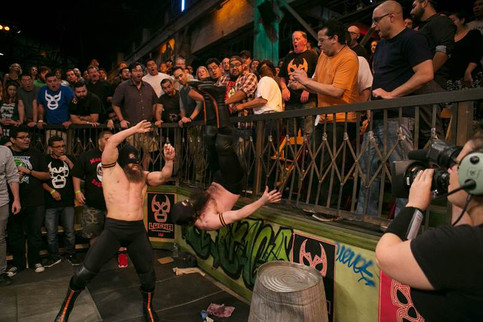 Lucha Underground: Havoc vs. Madness; Martínez vs. Argenis (ESTA NOCHE)