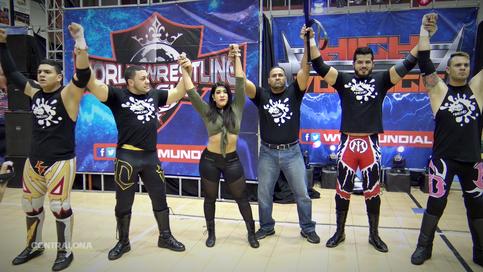 World Wrestling League oficializa su regreso para el mes de abril (VIDEO)