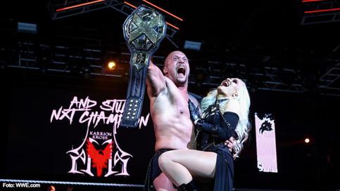 NXT TakeOver In Your House: Karrion Kross y Raquel González continúan sus dominantes reinados