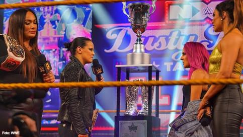 WWE NXT: Ganadoras del Dusty Rhodes Classic a luchar contra Baszler y Jax por los títulos en pareja