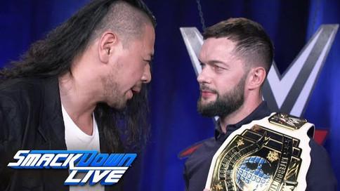 Notas de SmackDown: Luchas a 2 de 3 caídas; Cross obtiene importante victoria; ¿Nakamura vs. Bálor?