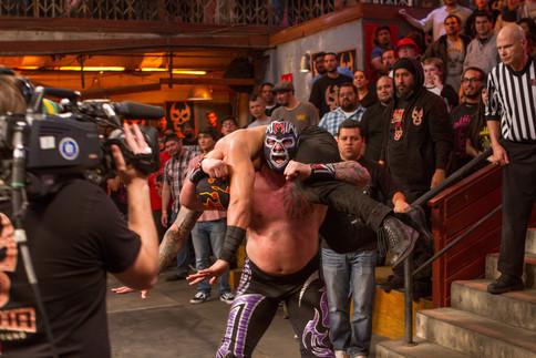 Campeonato de Lucha Underground a ser defendido esta noche; Cueto con anuncio especial (VIDEO)