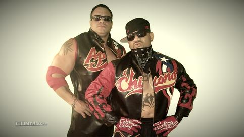 Apolo y Chicano a representar la isla como pareja luchística en gira mundial