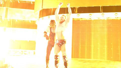 SmackDown LIVE: Team Hell No recibe varias sopresas en MizTV; Batalla de los Sexos 2 y más (VIDEOS)