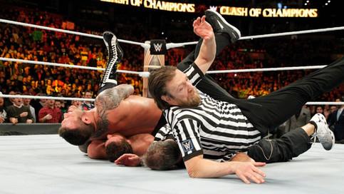 WWE Clash of Champions: Styles retiene; Owens y Zayn se quedan en SmackDown LIVE; Cambio titular y m
