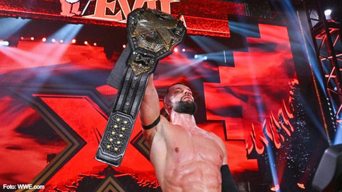 NXT New Year's Evil: Bálor retains his championship; Puerto Ricans clash in a exciting opening match