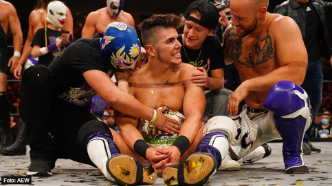 ¿Qué representa la victoria de Sammy Guevara para la afición hispana y la lucha libre?