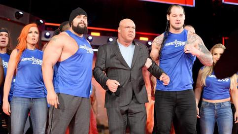 WWE: Un repaso sobre lo acontecido en TLC, RAW, SmackDown y 205 LIVE