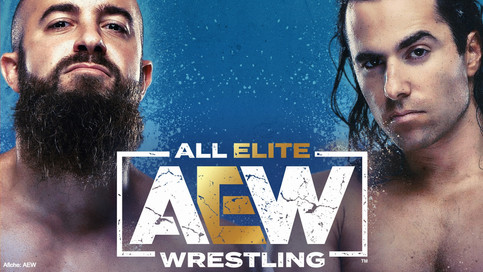 John Silver y Alex Reynolds de The Dark Order en el podcast AEW UNRESTRICTED (AUDIO)