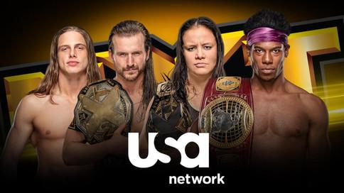 ÚLTIMA HORA: NXT se mueve a USA Network