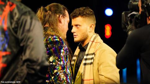 AEW: Chris Jericho a enfrentarse a MJF por su posible entrada a The Inner Circle (VIDEO)