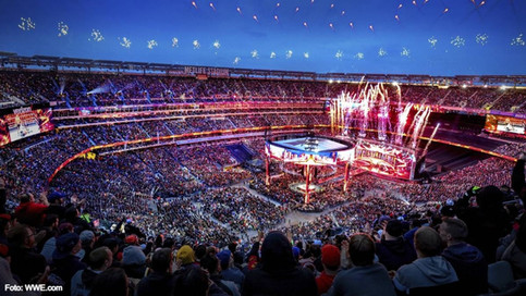 WRESTLEMANIA: More than just an event, it is a unique expirience