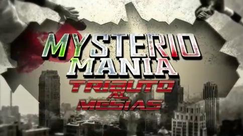 Wrestling Superstar lanza video promocional de MysterioMania en Puerto Rico