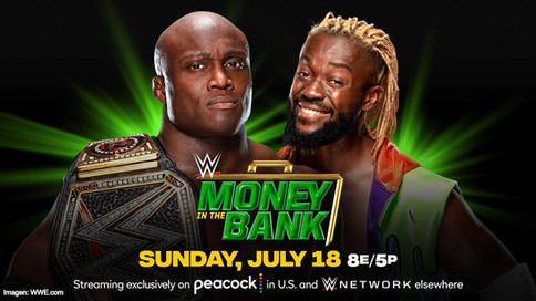 OFICIAL: Kingston vs. Lashley por el campeonato de WWE; Talentos aseguran puesto en MITB (VIDEOS)
