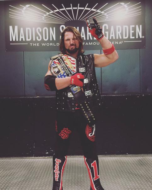 WWE: NUEVO Campeón de los Estados Unidos; Dixie Carter en el Network; Aries dejado en libertad