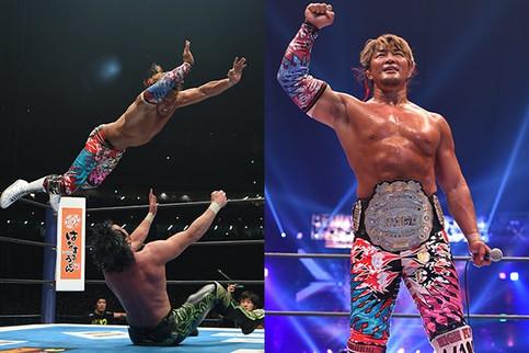 NJPW Wrestle Kingdom 13: Tanahashi derrota a Omega; Cody pierde título; Ospreay derrota a Ibushi y m