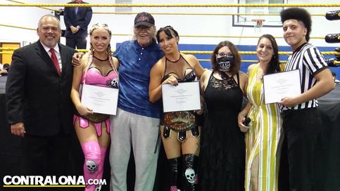 24 años de WXW en Florida: Controversial Inc ganan campeonatos; Talentos de WWE y AEW presentes
