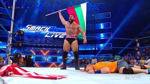 SmackDown LIVE: Todo listo para Battleground; Gable habla sobre Jordan; Kanellis debuta