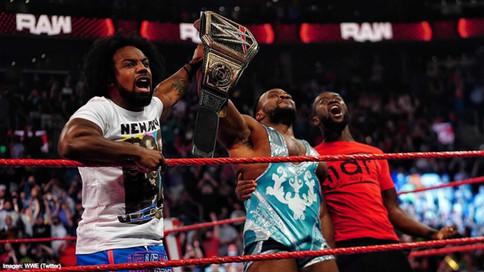 ¡NUEVO CAMPEÓN DE WWE! Big E sorprende a Bobby Lashley canjeando su maletín (VIDEOS)